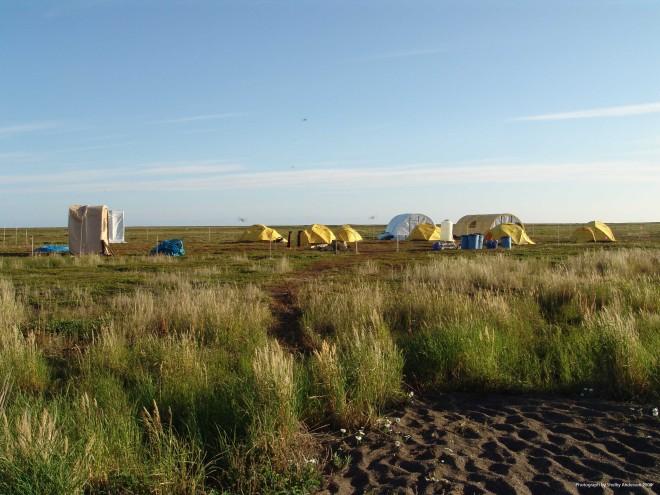 Krusenstern Lagoon Camp