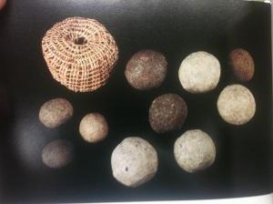 Yupik clay balls