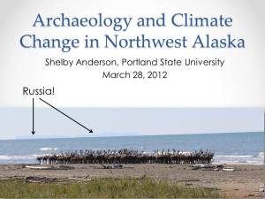 Arch and Climate
